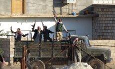 Krievija: Sīrijas opozīcijas apbruņošana būtu starptautisko tiesību pārkāpums