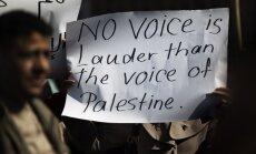 Palestīniešu kustības 'Hamas' un 'Fatah' paziņo par nesaskaņu izbeigšanu