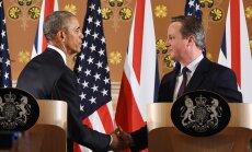 Обама и Кэмерон выступили за сохранение членства Великобритании в ЕС