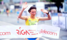Сегодня на Олимпиаде стартует трио латвийских марафонок во главе с Прокопчук