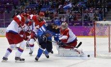 Hokejs, Krievija - Somija