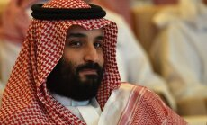 Король и наследный принц Саудовской Аравии встретились с родственниками убитого журналиста