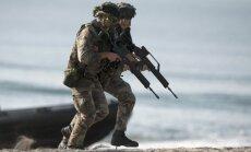 Vācijā tiks izveidots NATO ātrās reaģēšanas pagaidu korpuss, vēsta laikraksts