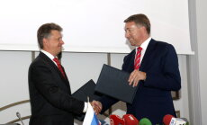 Латвия и Россия договорились о грузовых перевозках; до конца года состоится встреча историков обеих стран