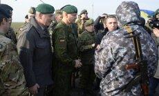 Krimas premjers EDSO novērotāju neielaišanu skaidro ar bažām par 'apšaubāmas informācijas' izplatīšanos