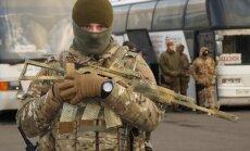 Ukrainā noslēgs Pretterorisma operāciju; sāksies Apvienoto spēku operācija