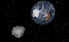 NASA vēlas orbītā ap Mēnesi palaist mazu asteroīdu