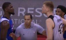 Bertāns samet 20 punktus NBA Vasaras līgas spēlē