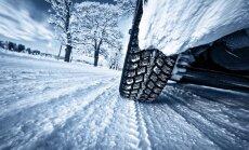 Газета: зимние шины заметно подорожали