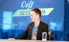 'Ceļš uz Lužņikiem': 'Delfi TV' studijā viesojas aktieris Kaspars Dumburs