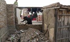 Zemestrīce Pakistānā prasījusi divu cilvēku dzīvības