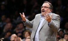 Detroitas 'Pistons' atlaiž galveno treneri van Gandiju