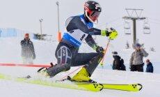 Baltijas kausā un FIS slalomā Somijā Latvijai uzvara vīru konkurencē
