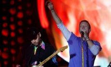 Apmeklētājas stāsts: Grandiozs salūts un publikas koris – 'Coldplay' Berlīnē