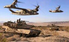 Video: Nākamās paaudzes helikopters 'Bell V-280 Valor' veic pirmo lidojumu