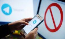 'Telegram' bloķēšana nesokas; 'Roskomnadzor' bloķējis pats savu rīku