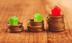 """Надувается или нет? Есть ли риск нового """"пузыря"""" на рынке жилья в Балтии"""