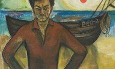 Atklās apjomīgu latviešu mākslas portretu izstādi