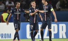 Čempionu līgā 'PSG' skaisti apspēlē 'Barcelona'