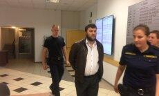 Tiesa lemj, vai administratoru Sprūdu atbrīvot no apcietinājuma
