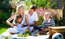 Trīs idejas atpūtai ar ģimeni un bērniem šajās brīvdienās