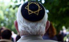 Latvijā piemin ebreju tautas genocīdu