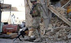 Nolaupīta ārsta atbrīvošanas operācijā Afganistānā iet bojā ASV karavīrs