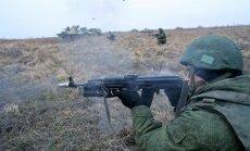 Krievija 3-5 dienu laikā spētu sarīkot plašu iebrukumu Ukrainā, apgalvo NATO