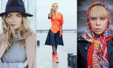 Foto: Latvijas modes dizaineru jaunumi un gatavošanās Rīgas modes nedēļai