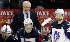 Hendersons pēc 14 gadiem pametīs Francijas hokeja izlases galvenā trenera posteni