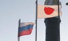 Japāna pastiprina sankcijas pret Krieviju