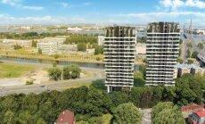 Foto: Par 20 miljoniem eiro tuvajā Pārdaugavā būvēs 'Filozofu rezidenci'
