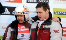 Mauriņš un Latvijas komanda paliek pēdējie Pasaules kausa noslēdzošajā posmā
