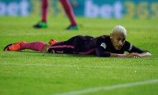'Barcelona' futbolisti Spānijas čempionātā negaidīti kapitulē 'Celta' komandai