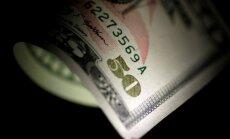 Noguldījumu apmērs bankās divos mēnešos samazinājies par 2,5 miljardiem eiro
