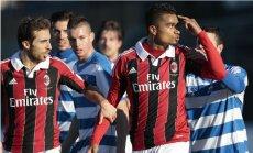 'AC Milan' par regulāru formu zagšanu atlaiž kluba darbinieku
