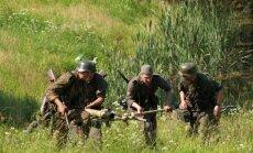 Tērvetē notiks Brīvības cīņu un Otrā pasaules kara kauju teatralizēta rekonstrukcija