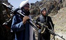 ASV ģenerālis apsūdz Krieviju 'Taliban' apbruņošanā