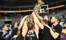 'VEF Rīga' negatavojas spēlēt FIBA Čempionu līgā