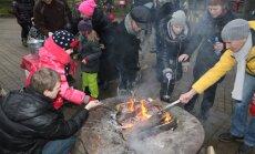 Jaungada pirmajā dienā aicina uz jampadraci latviešu tradīcijās Jūrmalas mežaparkā