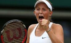 Ostapenko pārliecinoši pārvar ASV atklātā čempionāta junioru turnīra pirmo kārtu