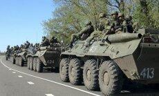 НАТО не подтверждает заявление Путина об отводе войск от украинской границы