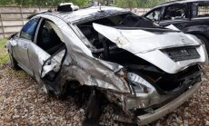 Siltais laiks šovasar veicinājis ceļu satiksmes negadījumu pieaugumu, secina eksperti