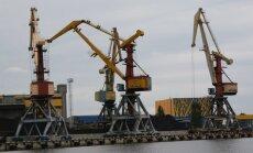 'Ventspils nafta termināls' kravu apgrozījums pieaug; 'LatRosTrans' - samazinās
