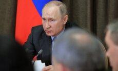 Putins pieprasījis jauno S-500 sistēmu sagatavošanu masveida ražošanai