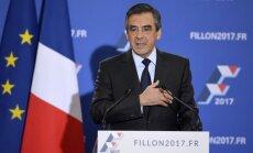 Francijas konservatīvo nometnes priekšvēlēšanu otrajā kārtā Fijons apsteidz Žipē