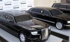 Krievu luksusa auto 'Kortežs' būs par 15% lētāks nekā BMW