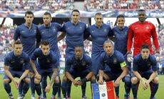 Gurkufu un Mdivu kā pēdējos svītro no Francijas izlases sastāva