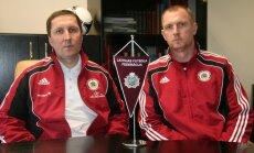 Stepanovs un Babičevs apstiprināti par Latvijas U-17 un U-19 jauniešu futbola izlases galvenajiem treneriem