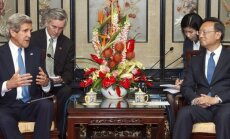 ASV un Ķīna vienojas kopīgiem spēkiem novērst Ziemeļkorejas kodoldraudus